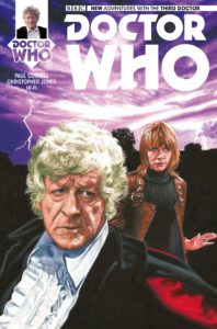 Third Doctor #4 cover