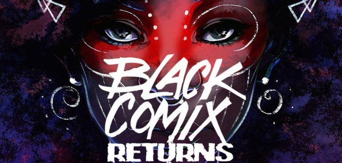Black Comix Returns (https://www.kickstarter.com/projects/neurobellum/black-comix-returns-african-american-comic-art-and)