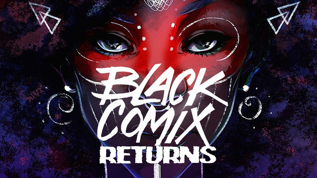 Black Comix Returns With A Bang!