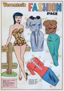 Archie's Girls: Betty & Veronica Pin-Up, Archie Comics