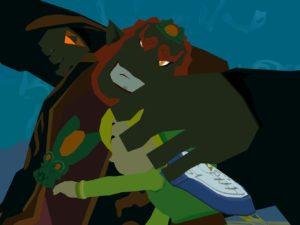 Ganon Wind Waker Zelda