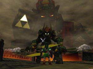 Ganon Zelda Ocarina of Time