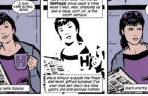 Kate Bishop, Hawkeye, Marvel Comics