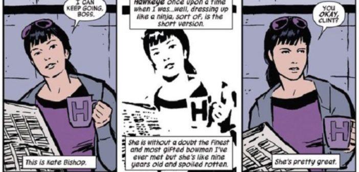 Kate Bishop, Hawkeye, Marvel Comics