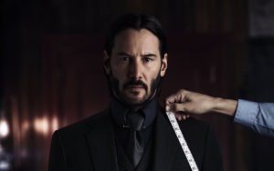 John Wick: Chapter 2. Keanu Reeves. Film. 2017.