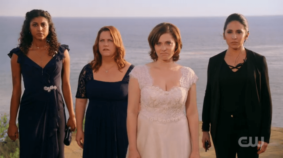 Not So-Squad Goals on Crazy Ex-Girlfriend