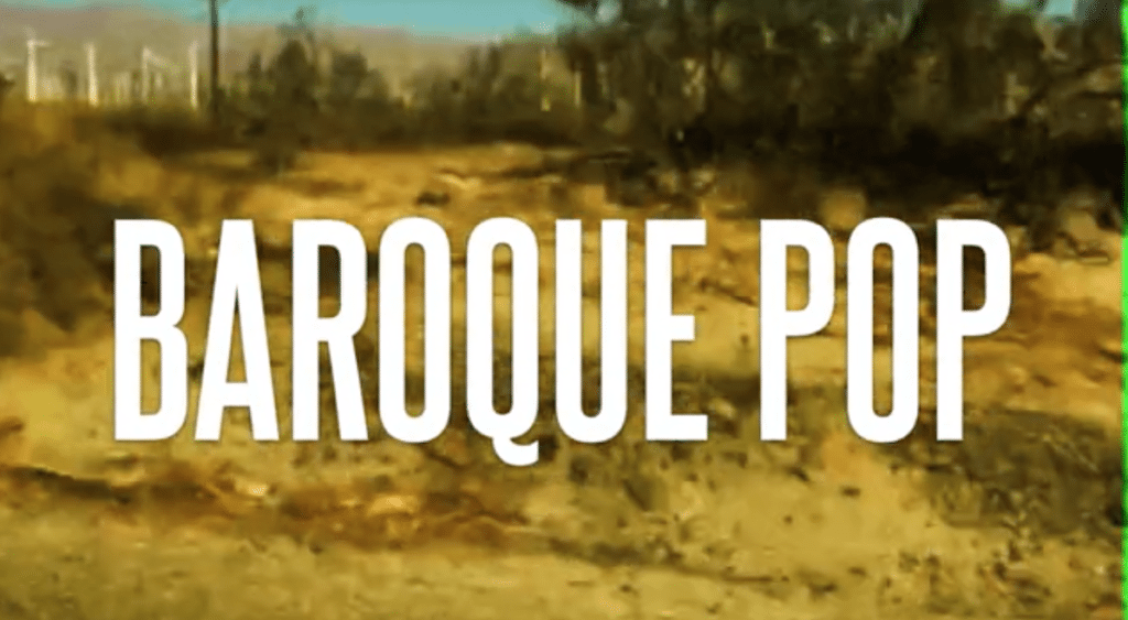 Baroque Pop Kickstarter video, mario candelaria