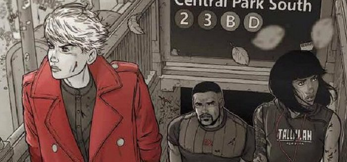 Review: The Wild Storm #1