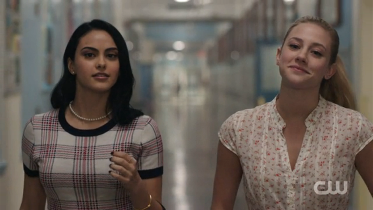 No Riverdale Rivals: Betty and Veronica Are Friends Not Frenemies