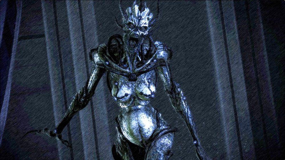 Asari Banshee/Mass Effect 3/Bioware/2012