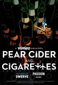 Pear Cider and Cigarettes, Massive Swerve, 2016