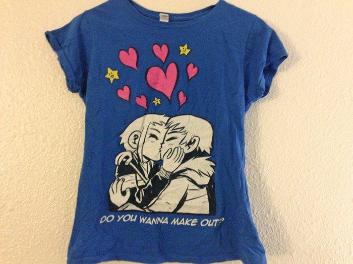 top ten t-shirts Scott pilgrim t-shirt