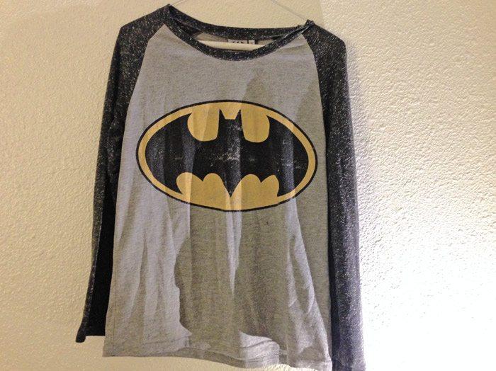 top ten t-shirts Batman logo t-shirt