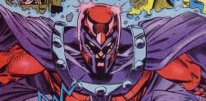 X-Men Fatal Attractions - Art by Andy Kubert (Marvel Comics)