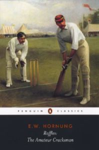 History of Fanfiction Raffles, E.W. Hornung, Penguin, 2003