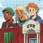 Uncanny Valley High #1 | Space Goat Productions 2017
