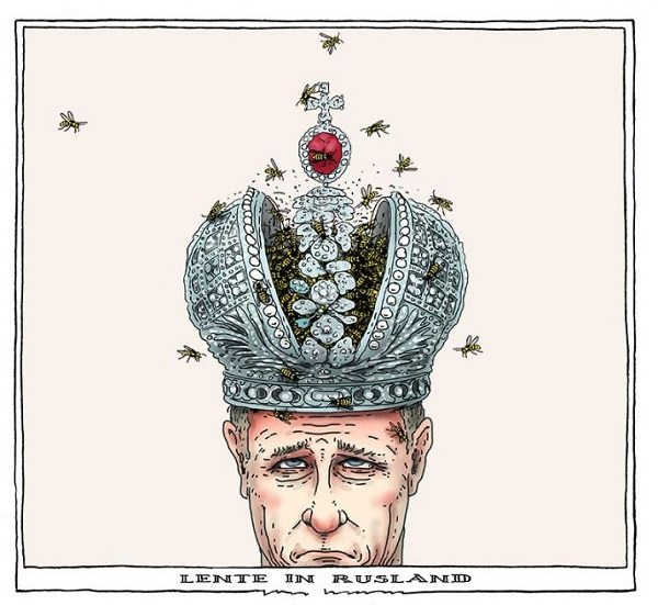 """""""Russian Spring"""" by Bertrams via his website"""
