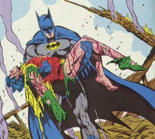 Daddy Issues #1: Batman - The World's Finest Terrible Dad - WWAC