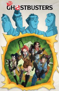 The New Ghostbusters, Dan Schoeing, IDW, 2012