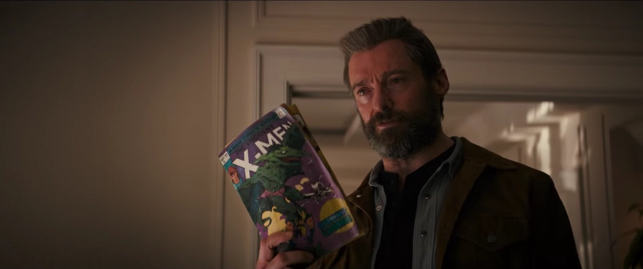 It's Just A Story: Logan and Comics as Mythology