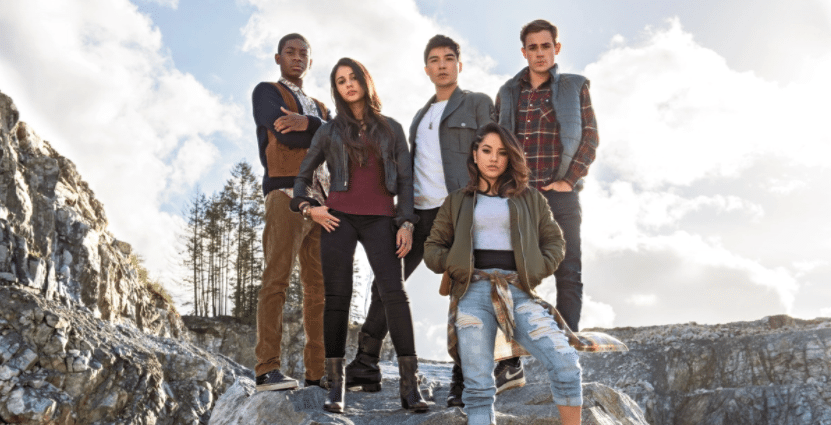 Power Rangers Makes a Strong Case for Diversity