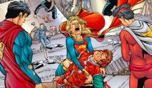 Jamal Igle - Keith Champagne - DC Comics - 2009 - Supergirl 36
