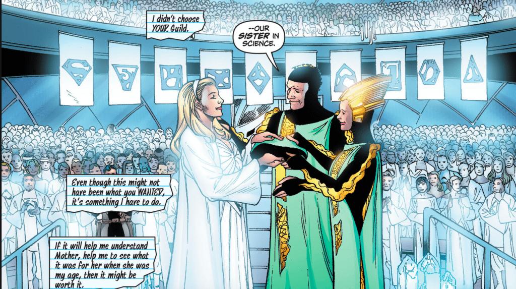 Jamal Igle - Jon Sibal - DC Comics - 2009 - Supergirl 43