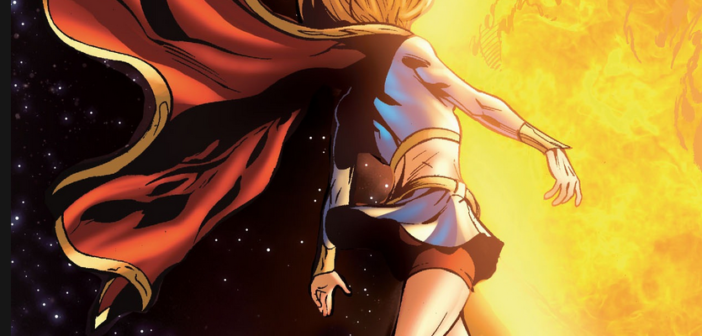 Jamal Igle - Keith Champagne - DC Comics - 2009 - Supergirl 37