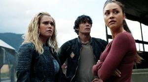 The 100 - Clarke, Bellamy, Raven (The CW, 2017)