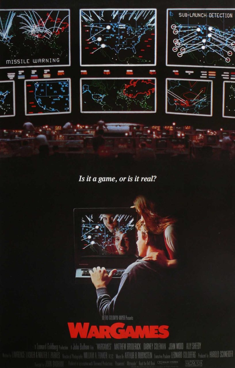WarGames: The Only Winning Move Is Still Not to Play ...