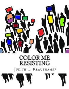 donald trump, colouring book