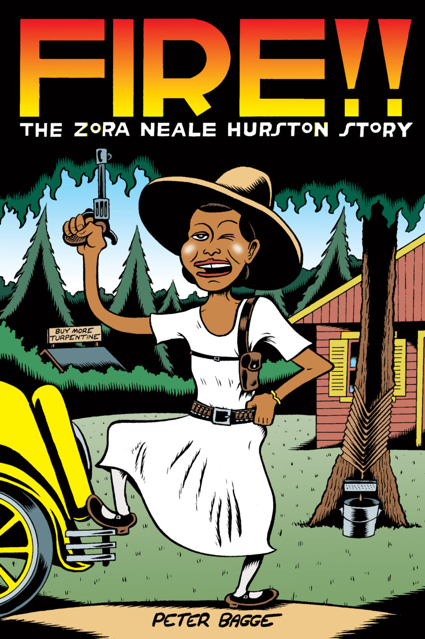 fire the zora neale hurston story misses its target women the zora neale hurston story