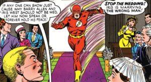 The Flash Vol. 1 #165. John Broome, Carmine Infantino, and Joe Giella. Marvel Comics. 1966.