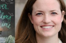 Left: Forever or a Long Long Time, Harper Collins, 2017 Right: Caela Carter Headshot, http://caelacarter.com/bio/, 2017