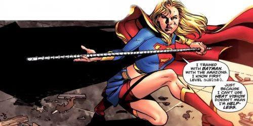 Jamal Igle - Keith Champagne - DC Comics - 2009 - Supergirl 35