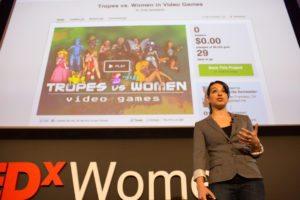Feminist Frequency - Anita Sarkeesian