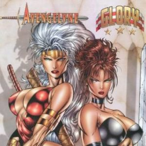 Avengelyne & Glory, by the man of the moment, Rob L