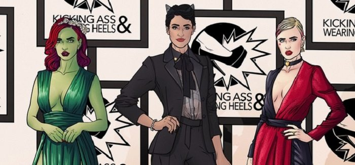 Red Carpet Heroes: Kicking Ass & Wearing Heels Vol. 2