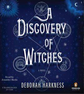 Written By: Deborah Harkness. Narrated By: Jennifer Ikeda. Publisher: Penguin. AudioDate: February 2011. Unabridged Audiobook.