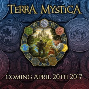 Terra Mystica. DIGIDICE. 2017.