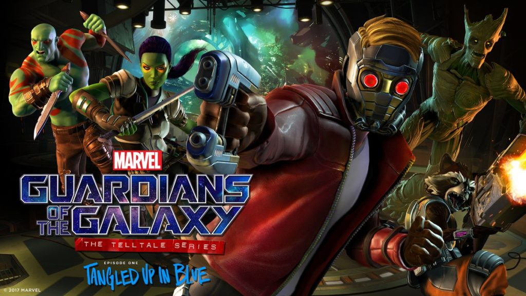 Guardians of the Galaxy. Telltale Games. 2017.