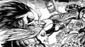 Harley's Little Black Book #6: Featuring Lobo Bisley