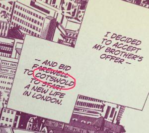 Manga version of Excerpt from Penny Jordan's Response, Harlequin, 2005, translated by Ikoe Hiroe