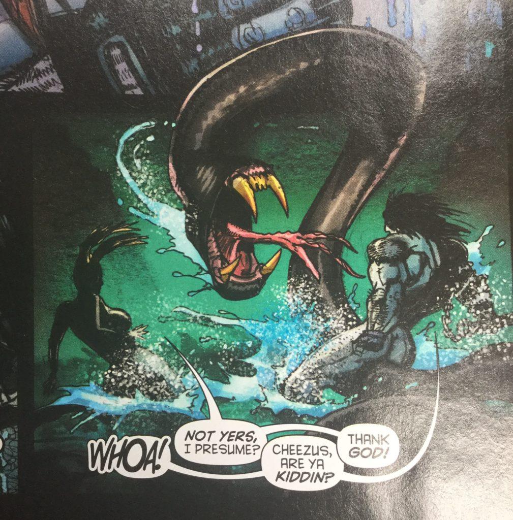 Harley's Little Black Book #6: Featuring Lobo Bisley, Mounts, Conner, Palmiotti DC Comics