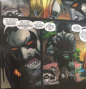 Harley's Little Black Book #6: Featuring Lobo Bisley, Mounts, Conner, Palmiotti DC Comics