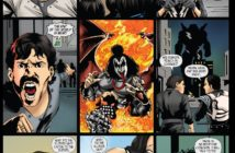KISS #5, Dynamite Comics, Amy Chu & Kewber Baal