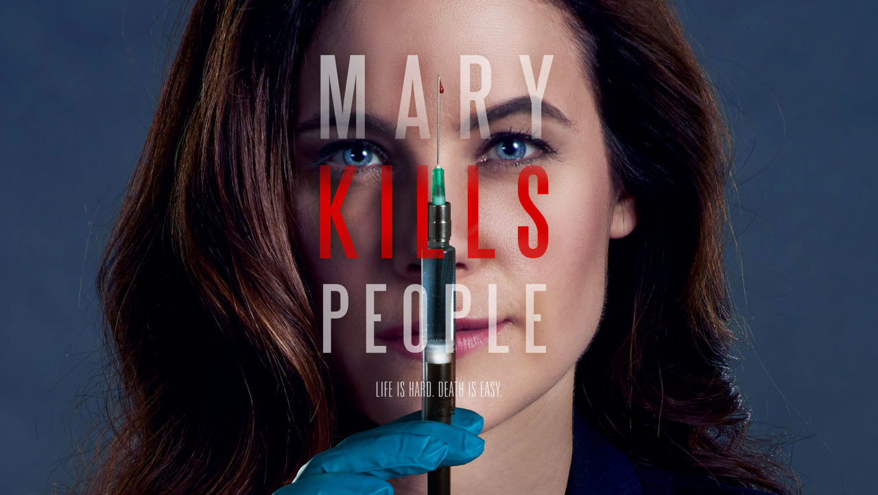 Mary Kills People: Lifetime's New Show Plays It Safe And Falls Short