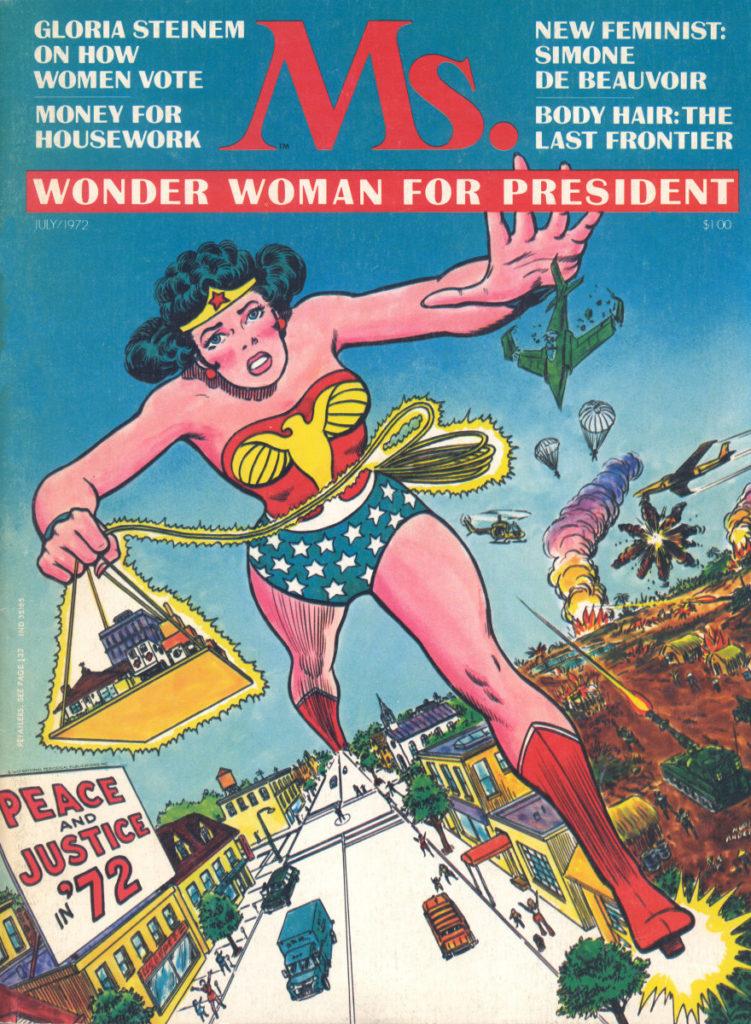 Ms. Magazine Cover, 1972