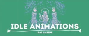 Rat Shrine. Rook and Porpentine. 2016.
