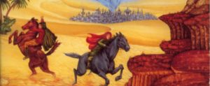Alanna: The First Adventure. Tamora Pierce. Beaver. 1983.